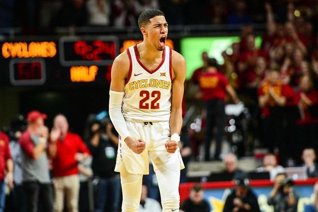 2020年NBA选秀第12顺位泰雷塞-哈利伯顿
