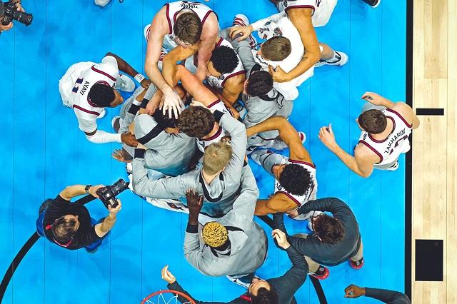 【2021NCAA半决赛】冈萨加大学93-90 UCLA(OT)