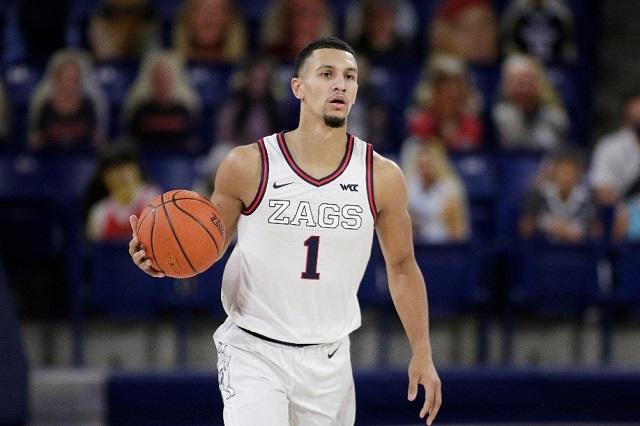 2021年NBA选秀热门球员杰伦-萨格斯